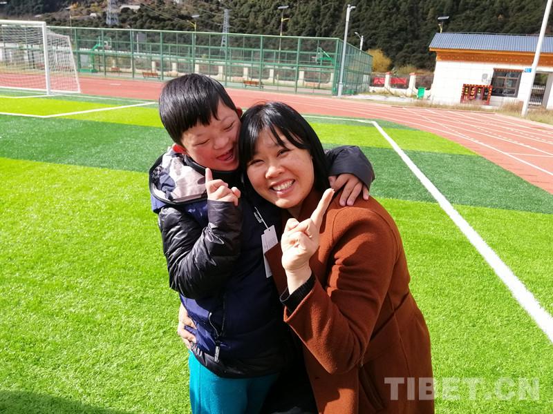 吴珍珠:我想让西藏和内地的孩子站到同一起跑线上