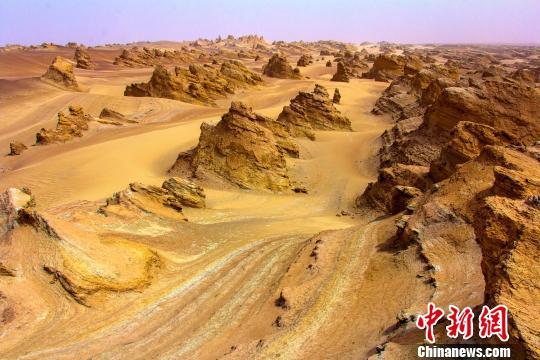 青海冷湖火星营地全面建成预计2月正式投入运营