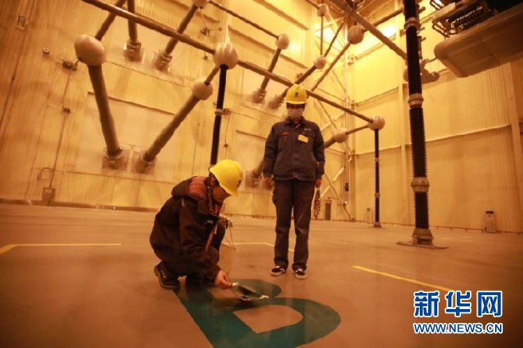 青藏联网工程柴拉直流体系设备年度检修全面启动