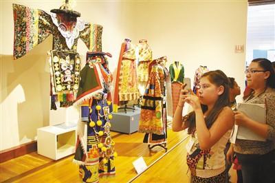 """""""大美西藏""""展览在墨西哥举行"""