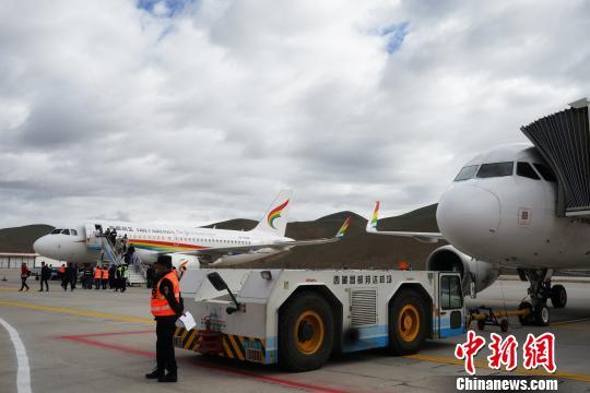 西藏民航客货运吞吐量创同期新高