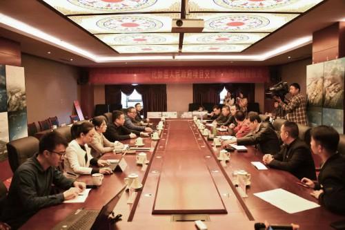 浙大建筑设计院对西藏比如县进行科技援助