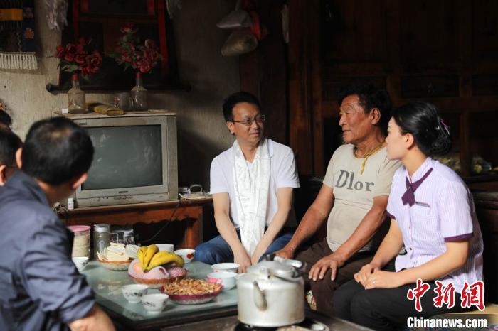 """驻藏央企""""三定培养""""雪域""""三区三州""""贫困家庭青年就业脱贫"""