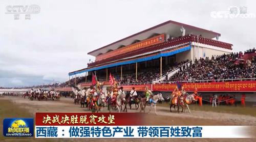 西藏:做强特色产业 带领百姓致富