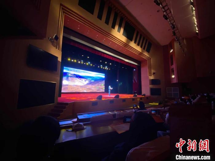 西藏举行2020·庆祝昌都解放70周年诗歌咏诵会