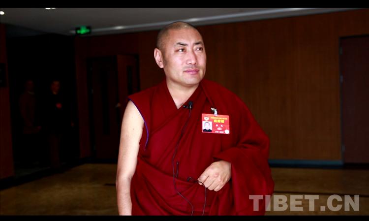 拉巴委员:大昭寺已有6000多尊佛像、600多幅唐卡录入数据库