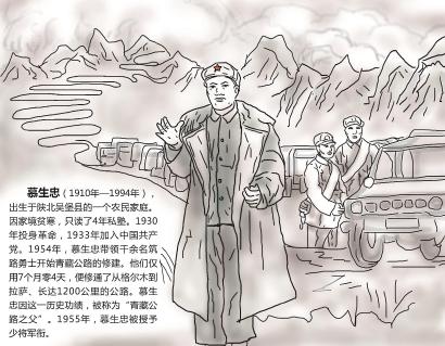 """""""青藏公路之父""""怎样攻克25座雪"""