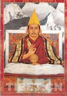 1945年出走内地的西藏高僧