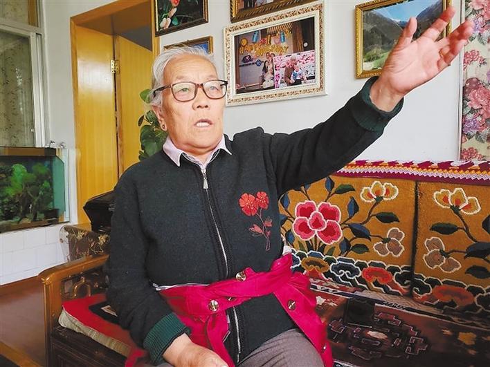 """[《老西藏》口头民族团结]那Xi:""""让我甜了一辈子的糖 是解放军送的 """""""