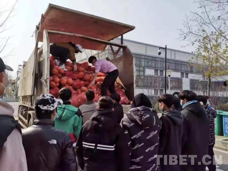 """""""生病""""的武汉 西藏挺你"""