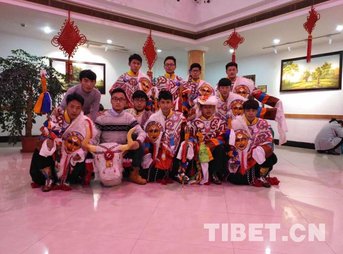在传承中保持文化活力——青年学子成立藏戏社大受欢迎