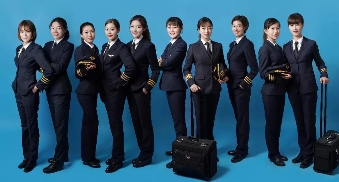 """西藏女飞行员惊艳蓝天:被""""当汉"""