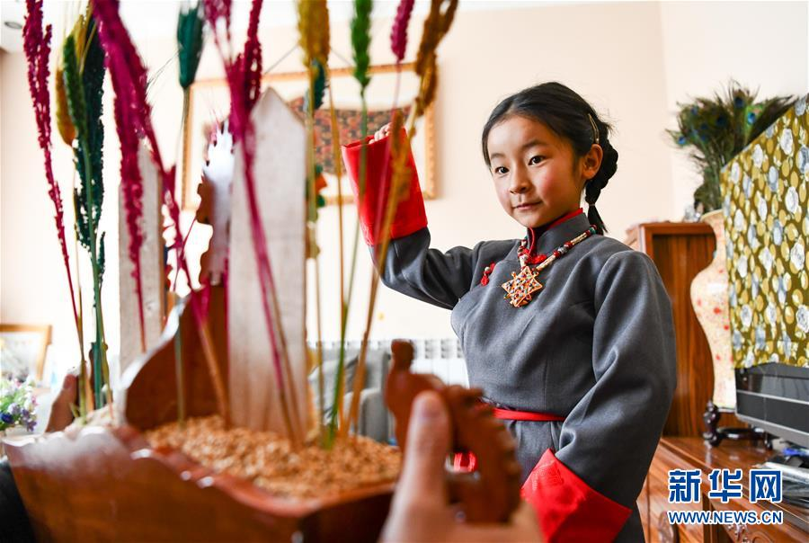 西藏各地欢度藏历新年