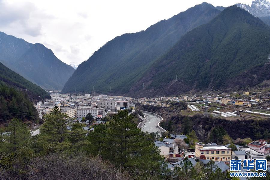 (新华视界)(1)西藏:察隅河谷春光美