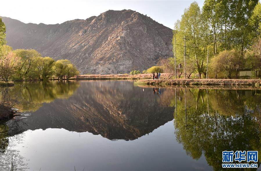 (美丽中国)(2)拉鲁湿地:城市湿地风景如画