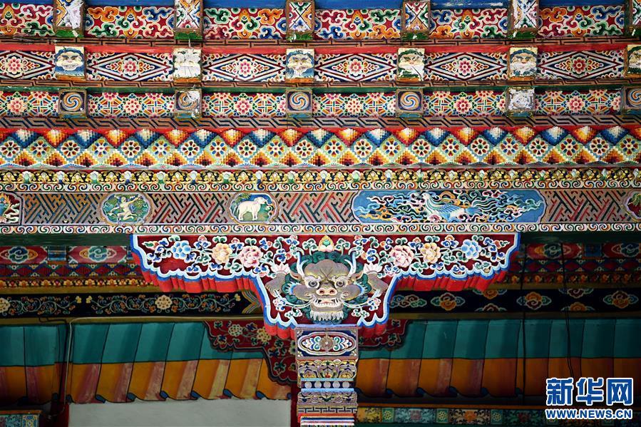 (美丽中国)(2)怒江峡谷沿岸的建筑瑰宝――东坝民居