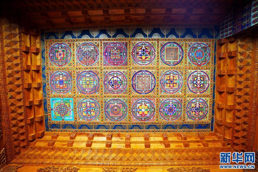 (美丽中国)(4)怒江峡谷沿岸的建筑瑰宝――东坝民居