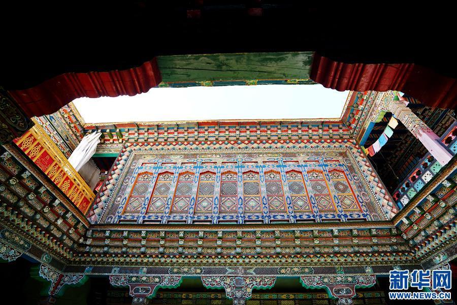 (美丽中国)(8)怒江峡谷沿岸的建筑瑰宝――东坝民居