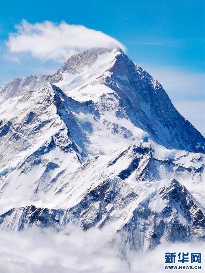 (2020珠峰高程测量)(6)海拔7000米以上的壮美景色