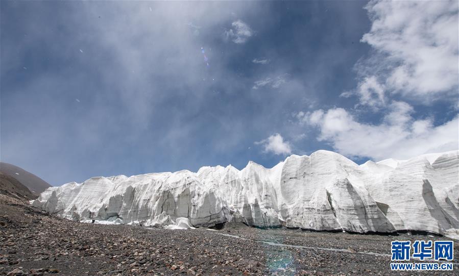 (美丽中国)(11)鲜为人知的拉布拉冰川
