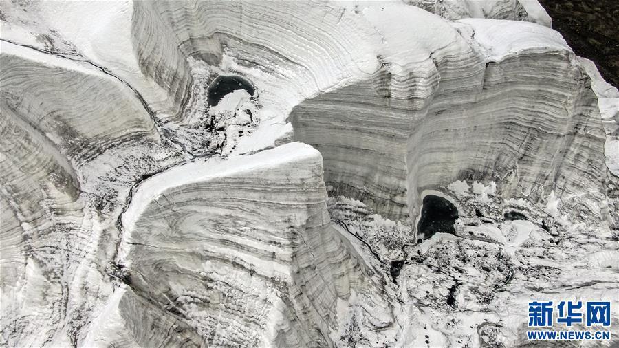 (美丽中国)(9)鲜为人知的拉布拉冰川