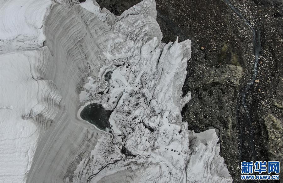 (美丽中国)(5)鲜为人知的拉布拉冰川