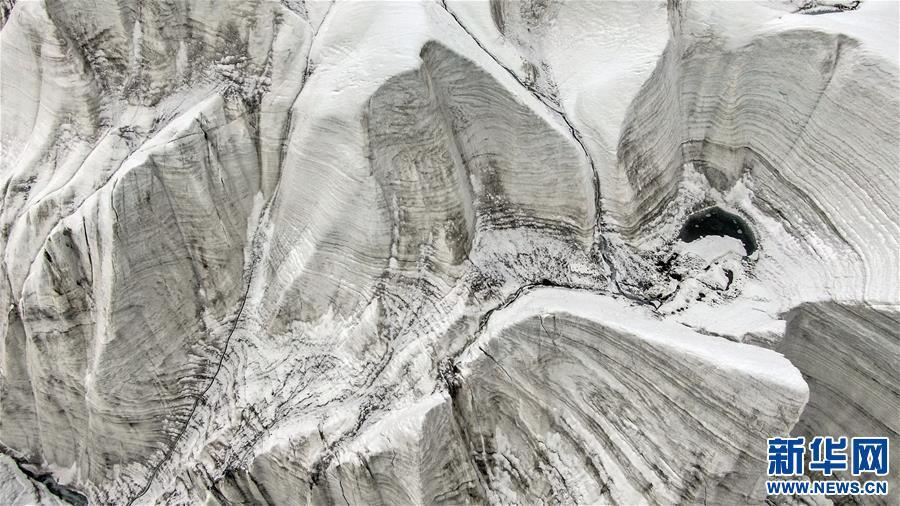 (美丽中国)(8)鲜为人知的拉布拉冰川