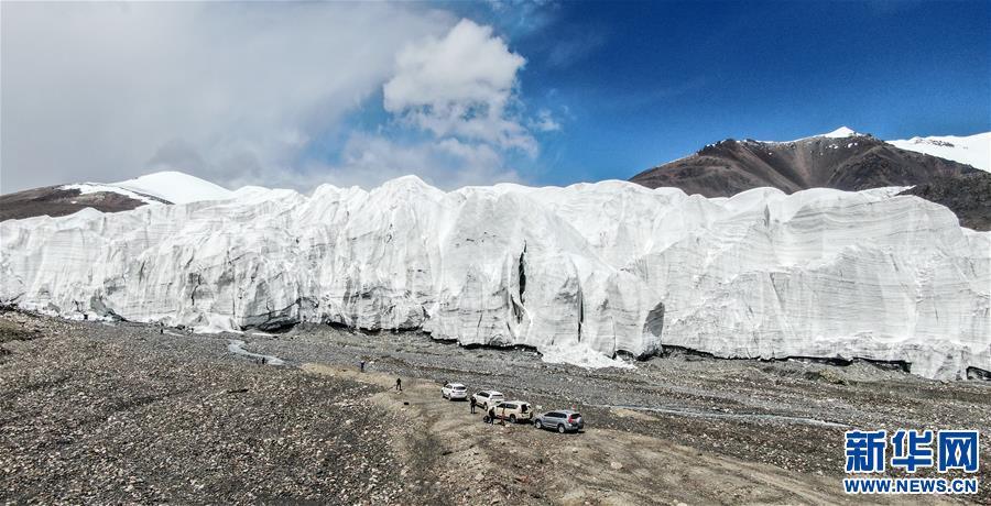 (美丽中国)(2)鲜为人知的拉布拉冰川