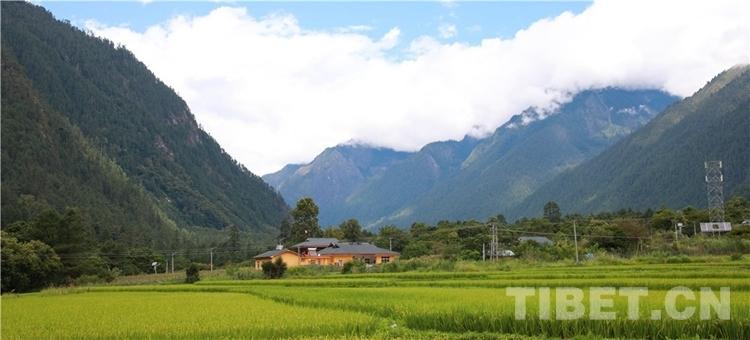 西藏察隅旅游资源探秘:上察隅镇珞巴民俗村