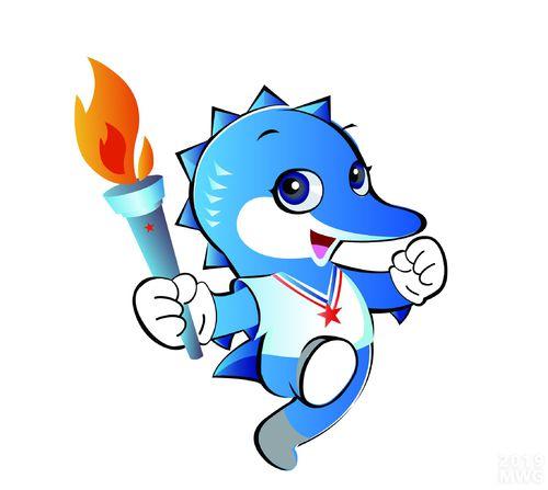 2016奥运吉祥物简笔画