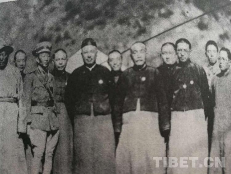 国民政府驻藏官员刘朴忱在拉萨突然去世, 原因蹊跷!
